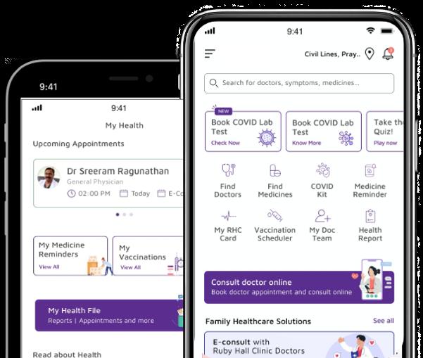 HealthRx App